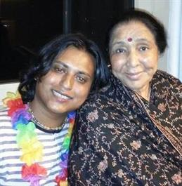 Nightingale Asha Bhosle