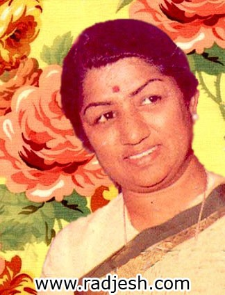 lata mangeshkar the melody queen